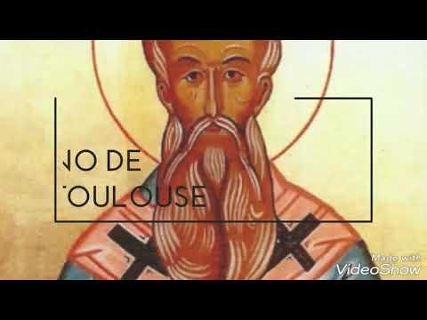Santo Do Dia : SÃO SATURNINO DE TOULOUSE