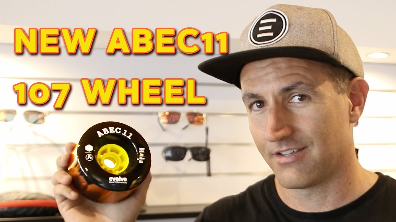 47e88325dcb8c ABEC11 107mm Review - Evolve Skateboards Weekly Ep. 35 - YouTube