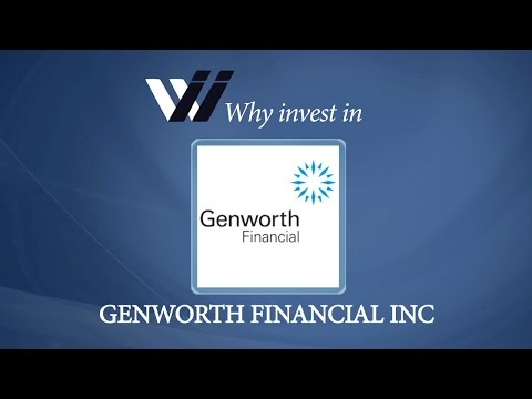 Genworth Financial Inc - Why Invest in
