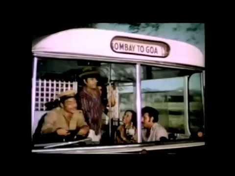 Bombay to Goa (1972) - Help Me Rhonda melody - Amitabh Bachchan