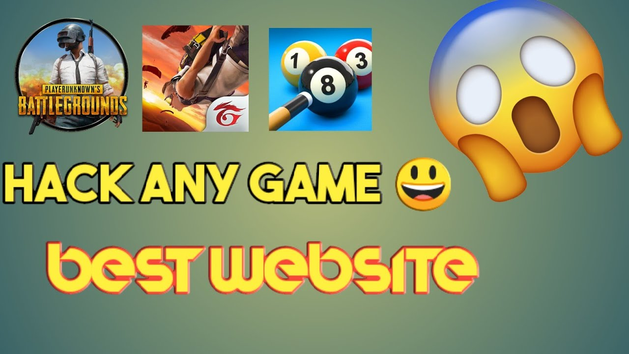 Best website to hack any game - YouTube