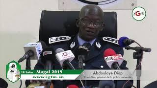 Le général Ablaye Diop aux journalistes: «Un jour viendra, chacun assumera ses dires...»