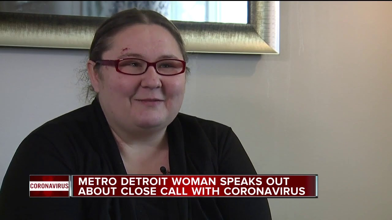 Michigan reports first 2 positive tests for coronavirus