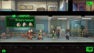 The Road to Vaultopolis - Part 10 | Fallout Shelter Quest
