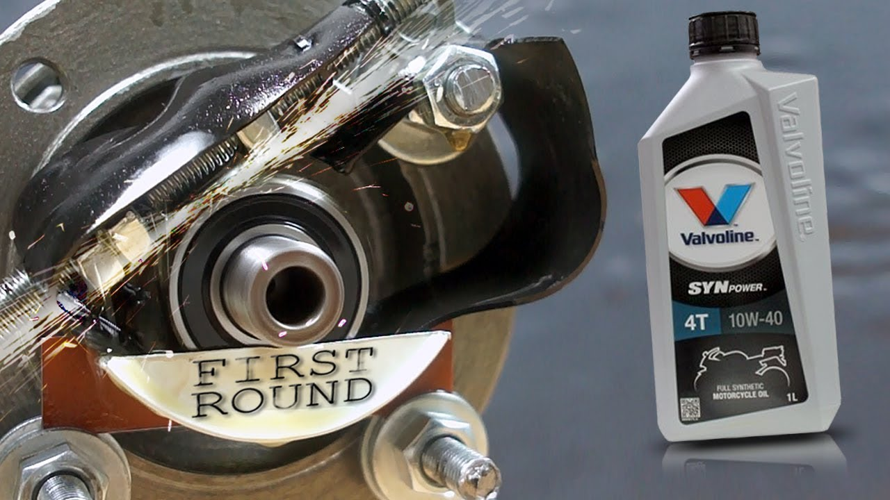 Valvoline SynPower 4T 10W40 How well emgine oil protects the engine?