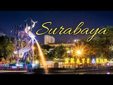 SURABAYA Is COLORFUL | Cinematic Video