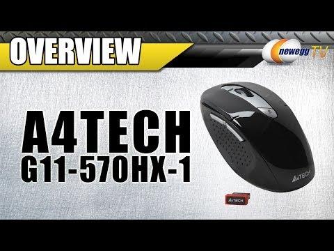 A4Tech G7-500D Mouse Drivers Download (2019)