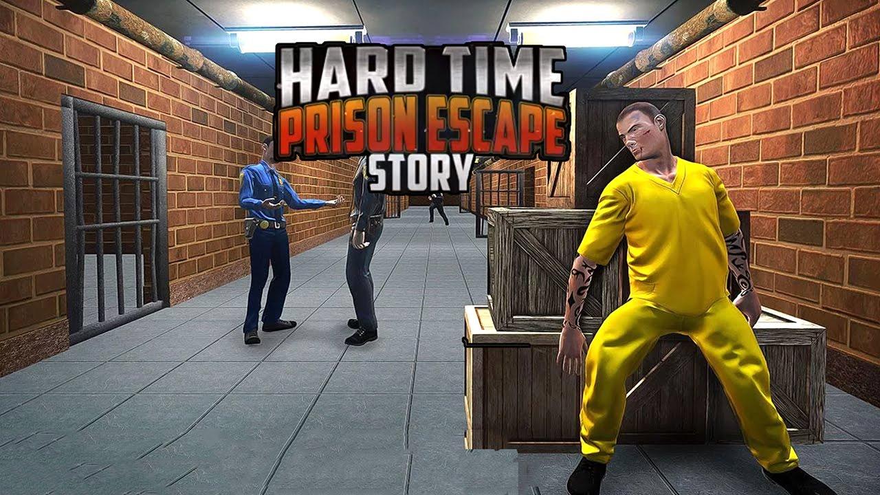 Hard Time Prison Escape Story By 3d Games Village