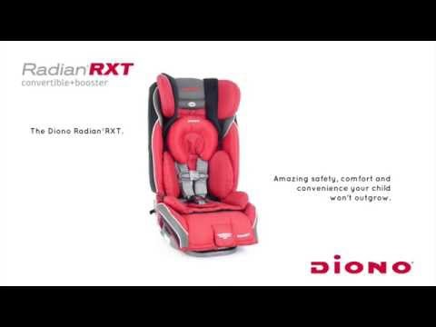 Diono RadianRXT Convertible Car Seat - Canada English