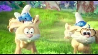 """SMURFS 3 THE LOST VILLAGE """"Glow Bunnies"""" Clip"""