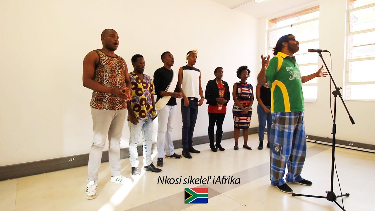 national anthem of south africa song