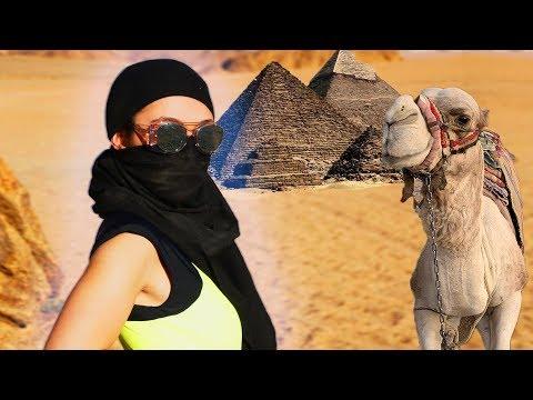 AM FOST IN EGYPT DE CRACIUN !