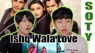 Download lagu Ishq Wala Love Reaction!   SOTY   Alia Bhatt   Sidharth Malhotra   Varun Dhawan
