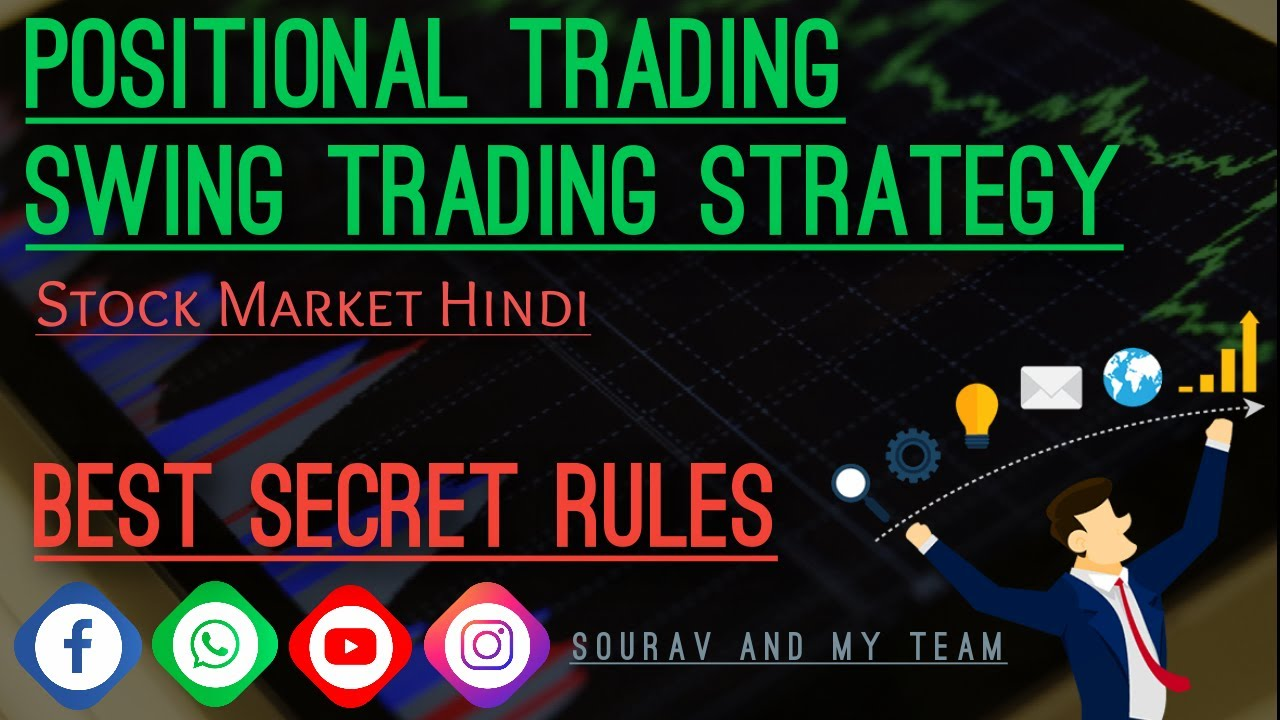 SWING TRADEING | POSITIONAL TRADING STRATEGY | IN HINDI ...