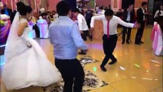 Казахский народный танец кара жорга (апрель 2015)