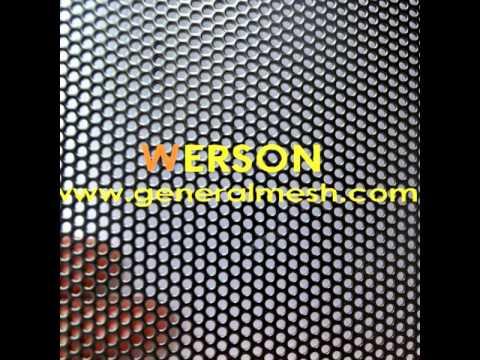 China Aluminium Perforated Screens,window Screen,door Mesh Screen Supplier  For Australia Market