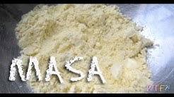 What Is Masa? / Homemade Corn Tortillas Recipe