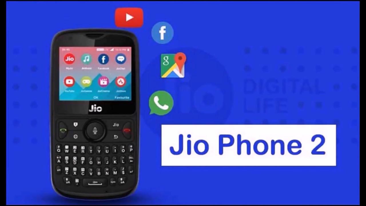 is jio phone dual sim