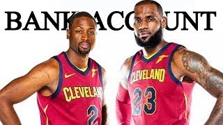Lebron James And Dwyane Wade Mix