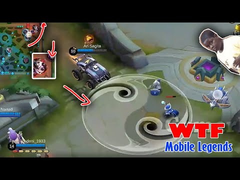Mobile Legends WTF | Funny Moments Luo Yi Top Global TROLL