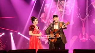 "UNIK Iwan Fals DANGDUTAN feat Via Vallen - ""Sekuntum Mawar Merah"" LIVE di JCC"