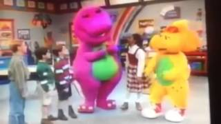 Included Barney's Sense-Sational Day!