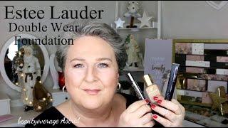 Estee Lauder Double Wear Foundation  BABOR Concealer  Makeup tutorial  Ü50 beautyoverage Astrid