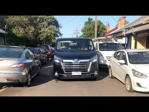 Toyota Granvia XV 2020: A People Mover That Makes Passengers Feel Special With A Focus On Comfort.
