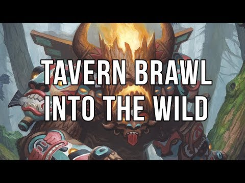 Tavern Brawl - Venture into the Wild