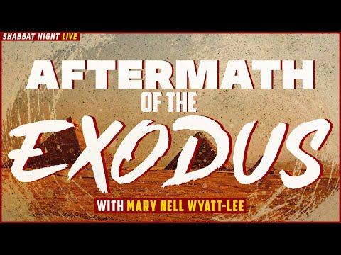 Aftermath of the Exodus | Shabbat Night Live