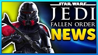 Jedi Fallen Order LEAKED New Character + NOT Playable at EA Play? - Fallen Order News