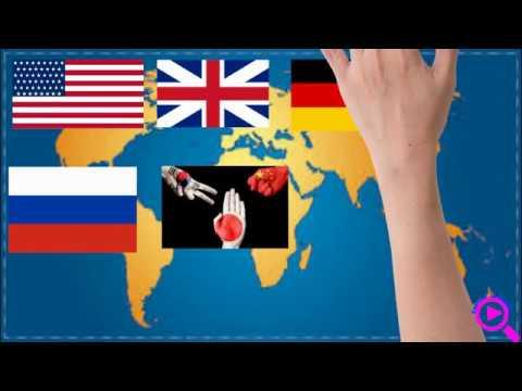 Топ шесть умных народов в мире.