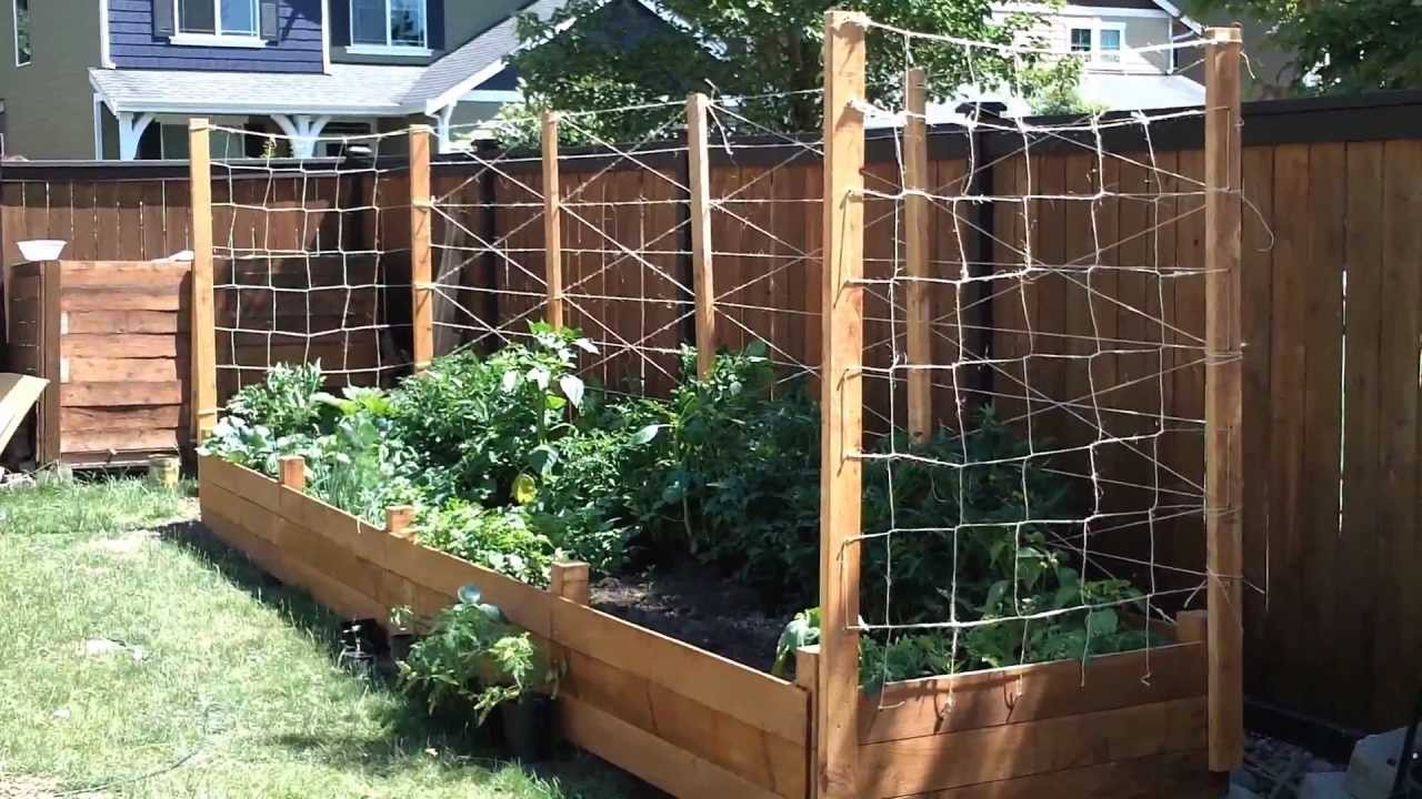 Waist High Raised Garden Plans