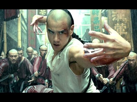 RISE OF THE LEGEND Official Trailer (2016) Martial Arts Superhero Movie HD