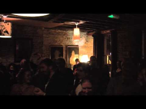 Burns night @ wilton's music hall