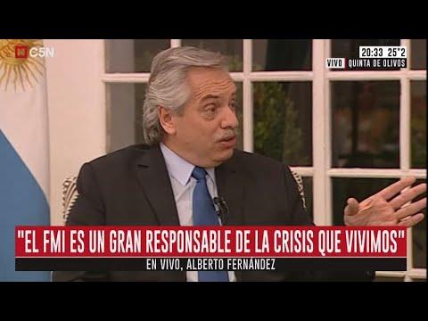 Alberto Fernández: No es verdad que para combatir el delito hace falta picanear a la gente