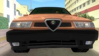 """Alfa Romeo 155 """"Entry"""" 1992 GTA VICE CITY"""