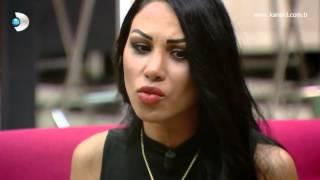 Kısmetse Olur - Serhan, unutamadığı aşkı Fatma ile karşı karşıya