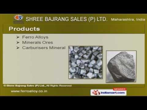 Ferro Alloys Products by Shree Bajrang Sales (P) Ltd, Nagpur