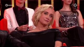 Eva Jinek wint de Zilveren Televizier-Ster Presentatrice | Gouden Televizier-Ring Gala 2017