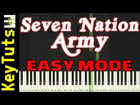how to play white stripes seven nation army on guitar