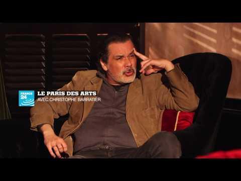 Le Paris des Arts avec Christophe Barratier