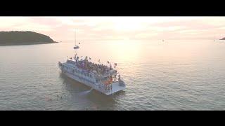 Wonderland Boat Party - Phuket , Thailand (Offical Video)