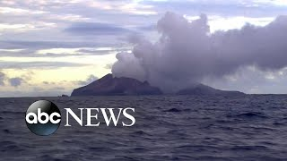 Rescue Crews Touch Down To Recover Remaining Volcano Victims L Abc News