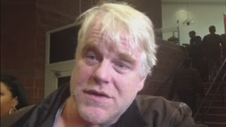 Philip Seymour Hoffman death: Watch one of his final interviews