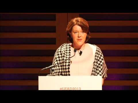 Culture Secretary Maria Miller delivers keynote speech on advertising