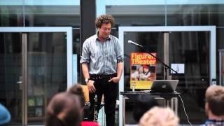 Konzert-Performance von David Rothenberg Teil II