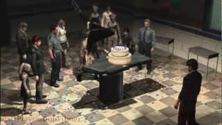 Silent Hill Downpour Official All Ending Cutscenes Movie {6 HD Endings}