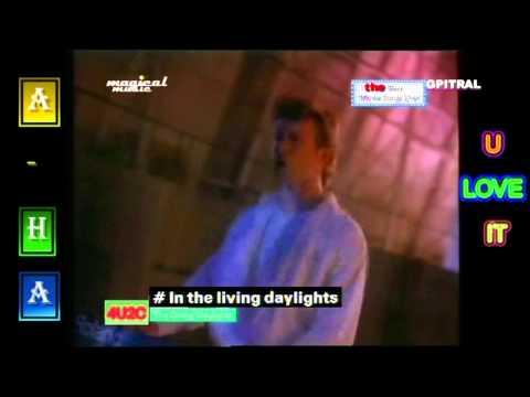 A ha The Living Daylights