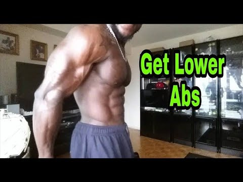 Lower Abs Workout | Lose Lower Belly Fat – (NO EQUIPMENT NEEDED)